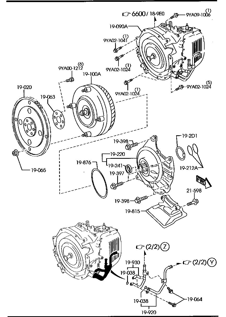 Converters Mazda 6 Engine Parts Diagram | Wiring Library